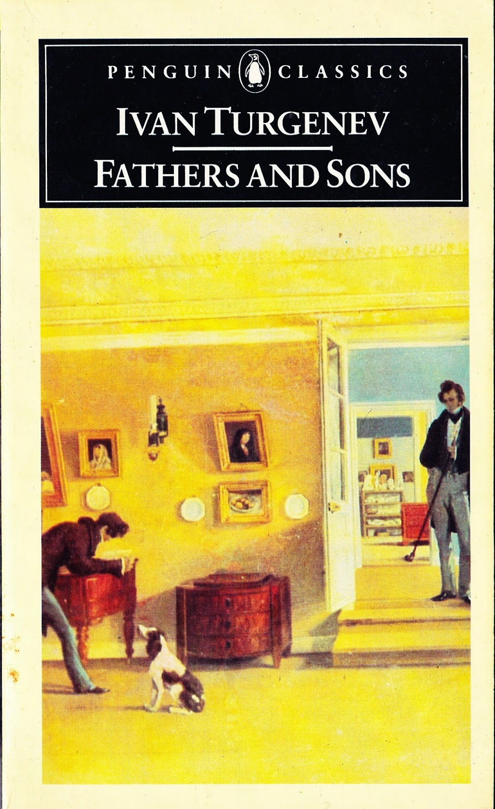 a literary analysis of fathers and sons by ivan turgenev